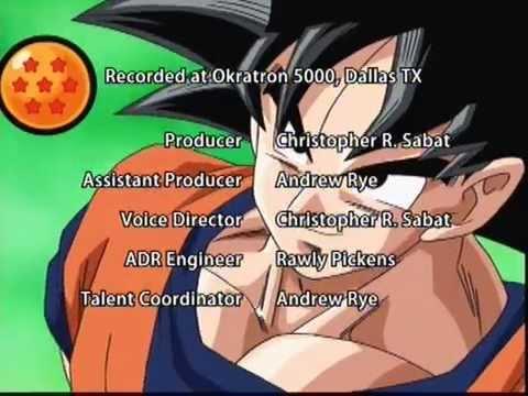Dragon Ball Z Kai Ending