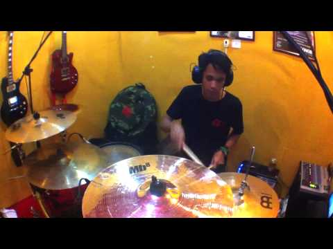 Padi - Indonesia Pusaka (Drum Cover) Uciel Rizky