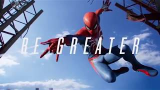 Marvel's Spider-Man – Be Greater Trailer   PS4 thumbnail