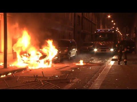 Paris: une manifestation de la communauté chinoise dégénère