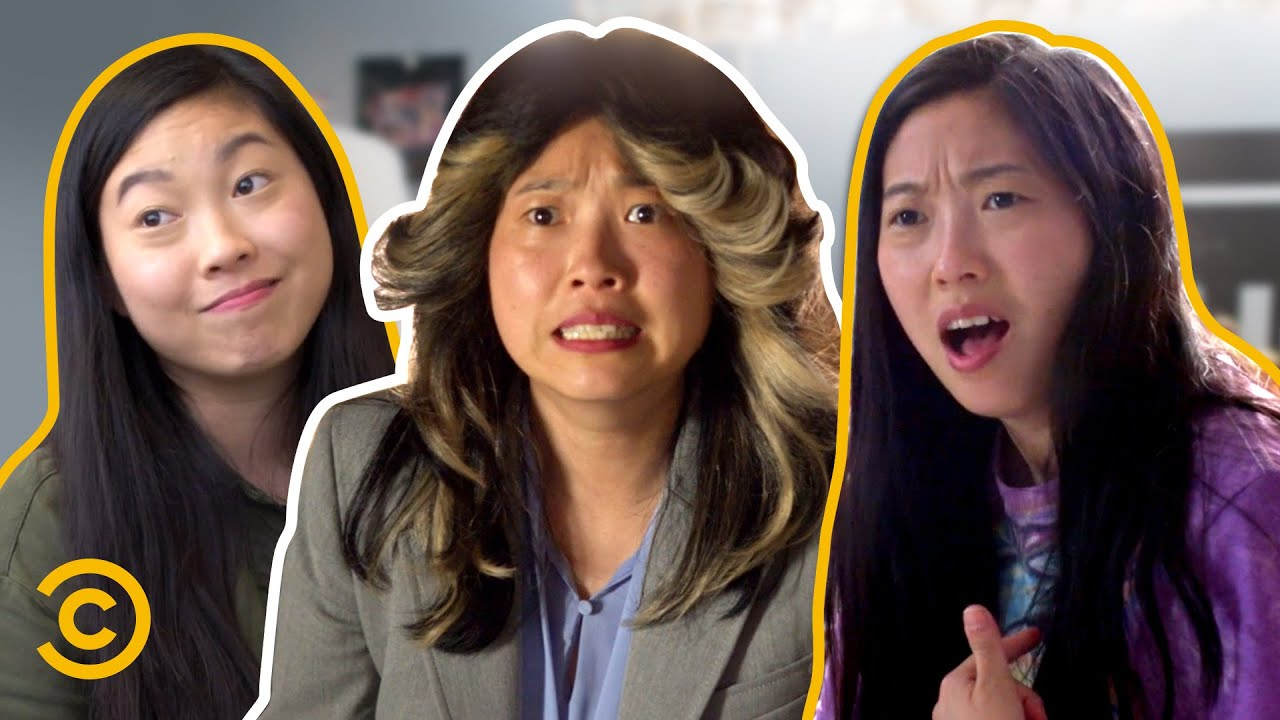 Every Time Nora Redeemed Herself - Awkwafina Is Nora From Queens