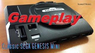 Sega Genesis Classic Mini Gameplay