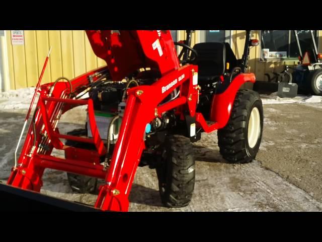 Branson 2400 Farm Tractor | Branson Farm Tractors: Branson Farm