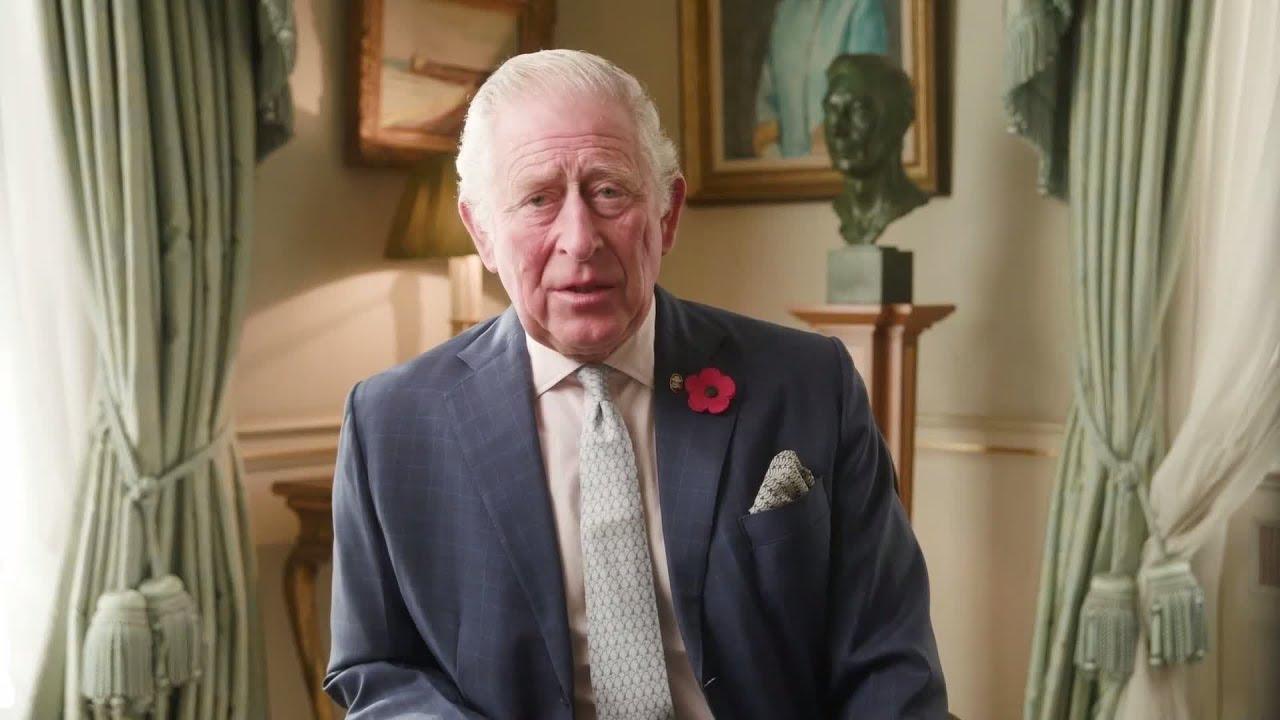 H.R.H. The Prince of Wales | Achieving a sustainable future - YouTube