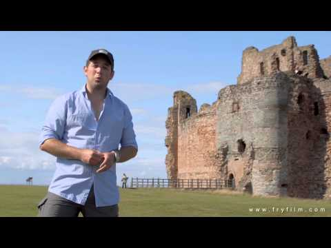 Tantallon Castle: Places to visit in Scotland