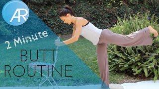 2-Minute Butt Routine