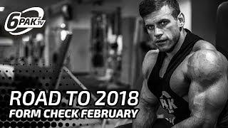ROAD TO 2018 - Piotr Borecki February Form Check   4K