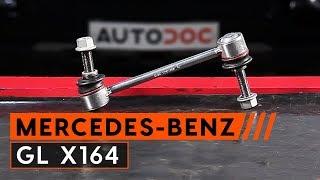 Wie Sie Ihr Auto selbst warten können – Reparaturanleitungen für MERCEDES-BENZ GL