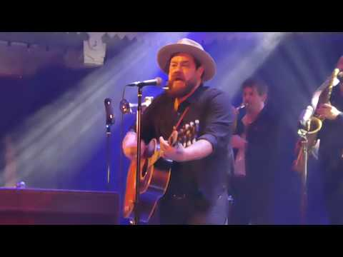 Nathaniel Rateliff and the Night Sweats - Amsterdam April 5, 2018 - You Worry Me