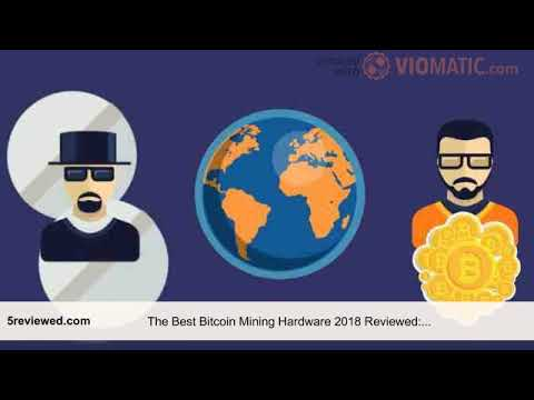The Best Bitcoin Mining Hardware 2018 Reviewed: ASIC Litecoin, Ethereum Miner Rig 2020
