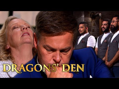Dragons Fight Over HUGE EBay Operations Run By Band Of Brothers | Dragons' Den