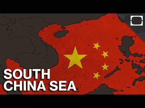 The Fight To Control The South China Sea