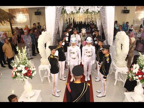 Prosesi Pernikahan Purna Praja IPDN (my wedding) #1