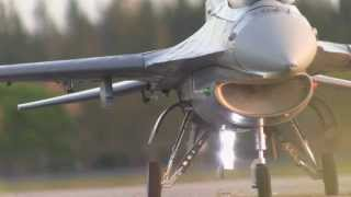 Freewing F-16 with Mr RC Sound Module