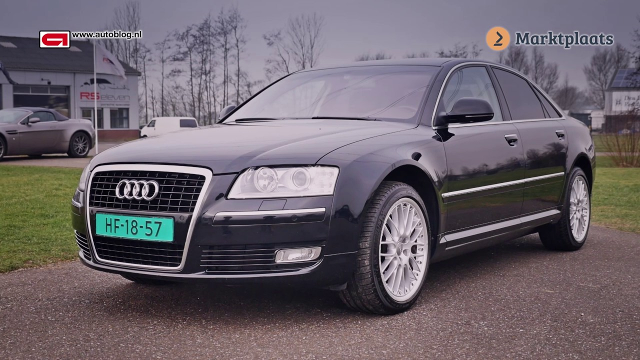 audi a8 d3 buying advice youtube. Black Bedroom Furniture Sets. Home Design Ideas