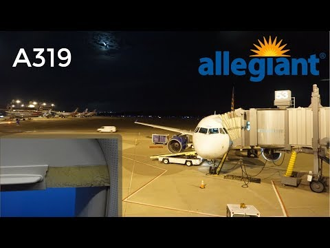 TRIPREPORT | New Orleans - Pittsburgh | Allegiant (Economy) | A319-111 (N328NV)