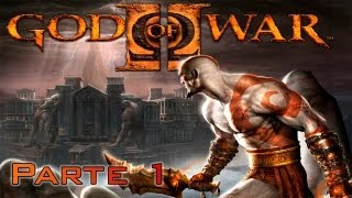 God of War 2 HD Walkthrough - Parte 1 - Español