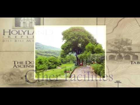 "Taman Wisata ""Replica Holyland"" Bili-Bili"