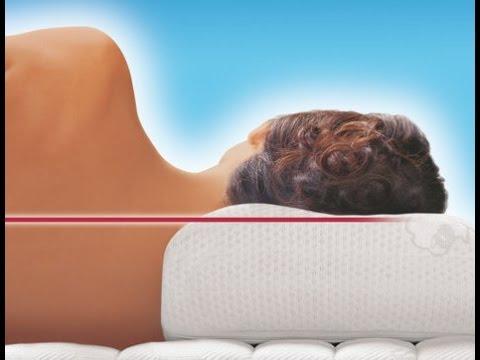 Nackenschmerzen? Das richtige Nackenstützkissen finden.