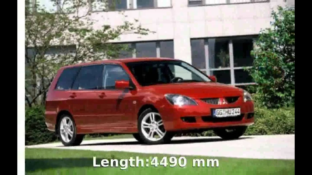 2005 mitsubishi lancer combi 1 6 sport details walkaround youtube. Black Bedroom Furniture Sets. Home Design Ideas
