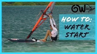 How to WaterStart
