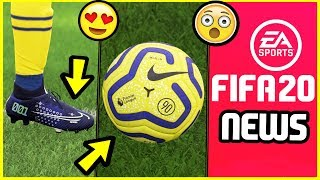 NEW THINGS ADDED TO FIFA 20, Career Mode Is Realistic? + Other NEW FIFA 20 News