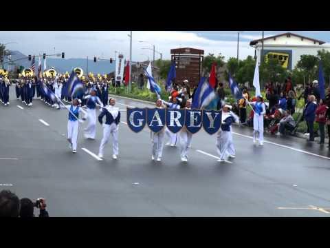 Garey HS - Bullets & Bayonets - 2011 Otay Ranch Band Review