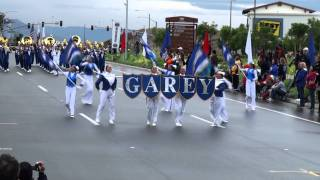 Garey HS - Bullets & Bayonets - 2011 Otay Ranch Band Review