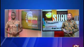 AM Show Intro on JoyNews (12-10-18)