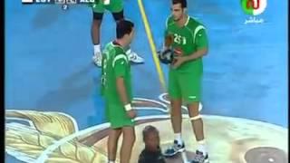 اللقطة التاريخية للمنتخب الجزائري ضد مصر