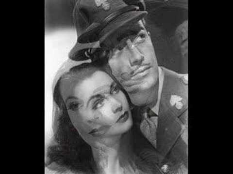 Vivien Leigh and Robert Taylor