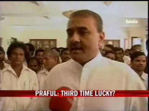 Tough battle for Praful Patel in Gondia