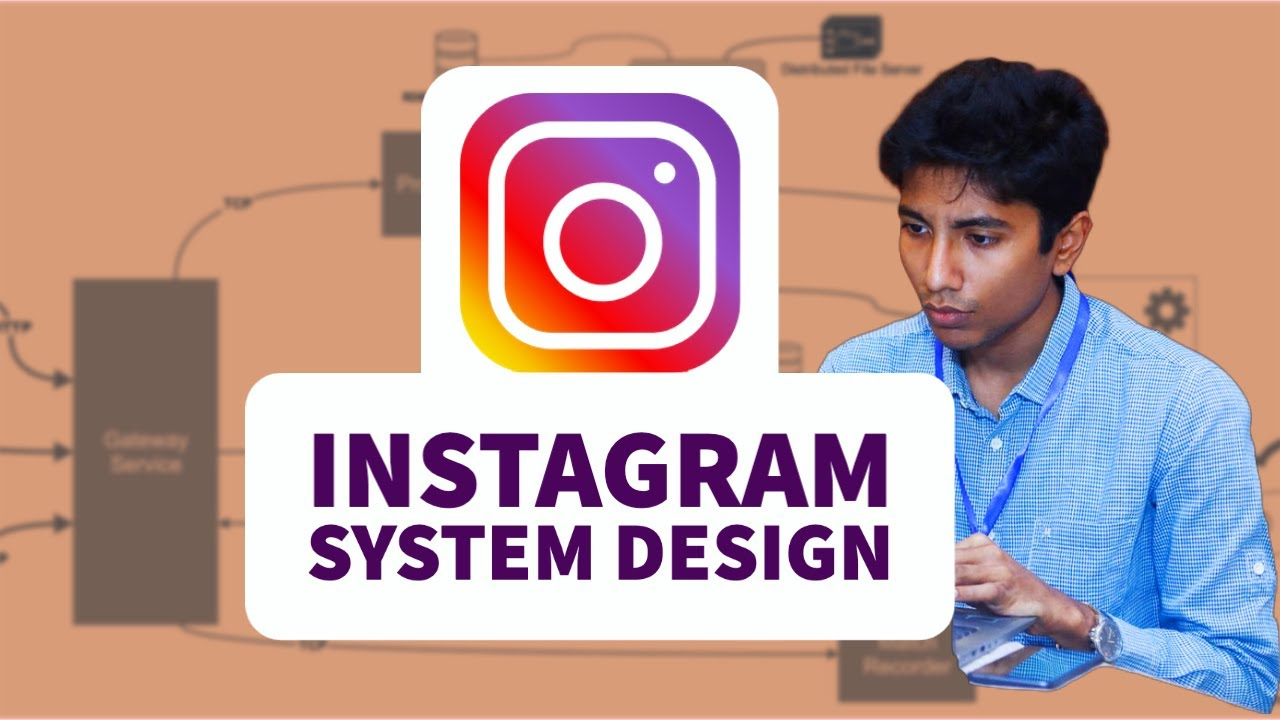 Designing Instagram System Design Of News Feed Youtube