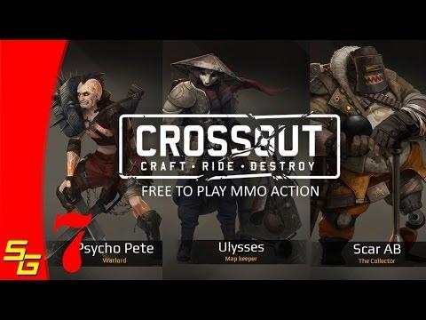 Crossout | #7 | Closed Beta | Level 10 Faction Change