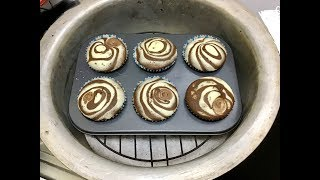 Zebra Cupcake Without Oven