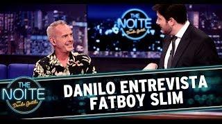 The Noite 20/06/14 (parte 1) - Entrevista Fatboy Slim