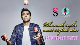 Dhanush is the most stylish star : Ravichandran Ashwin | Part 1 | Celeb Focus | Soigné Store