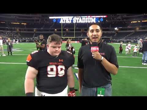 Aledo  Advances with 34-14 Win Over Red Oak