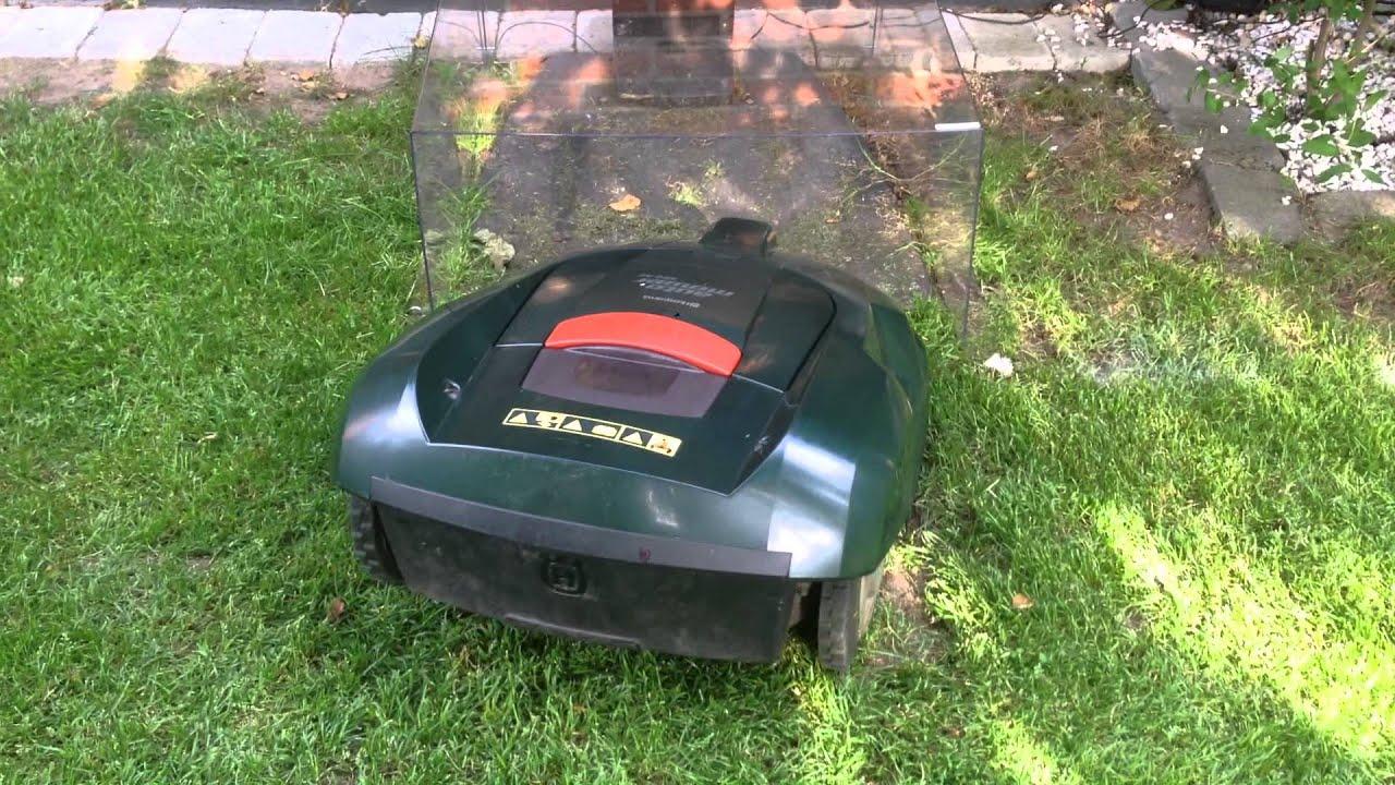 garage till robotgräsklippare husqvarna