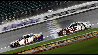 Kansas Speedway rewards Denny Hamlin, shakes up playoff bubble | NASCAR Cup Series
