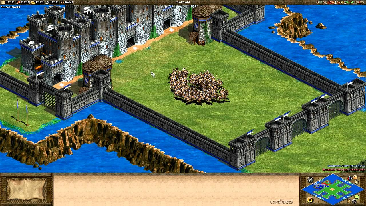 age of empires 2 the conquerors completo e traduzido