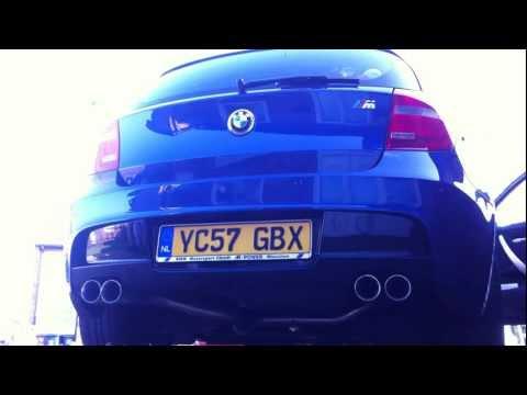 BMW E87 120d M Sport Milltek Quad