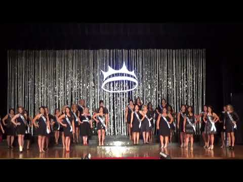 2018 Miss Magnolia State Pageant Opening number