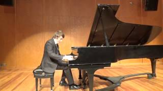 F. Chopin Ballade No. 1 in G minor, Op. 23  (Josh Wright)