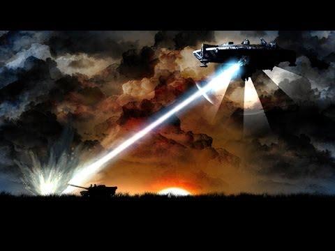 Смотрите инопланетное вторжение в США. Инопланетное оружие / Allien Attack In USA. Alien Warfare