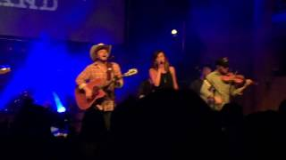 Josh Abbott Band with Carly Pearce - Oh, Tonight Live