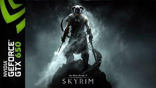 TES V: Skyrim - Legendary Edition (Recast) [Beta 26.08.14]+ENB №1 ASUS GTX 650-E 1Gb Test