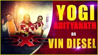 Video xXx Movie Trailer 2017 | Yogi Adityanath as Vin Diesel | Trailer Spoof download MP3, 3GP, MP4, WEBM, AVI, FLV Maret 2017