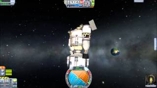Kerbal Space Program - Reusable Space Program - Episode 10