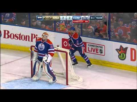 Gotta See It: McDavid disgusted stick would explode on scoring chance